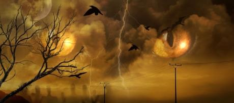Apocalyptic images, Image Credit: Mysticsartdesign / Pixabay