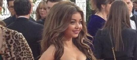"""Modern Family"" Sarah Hyland shows weight loss, plastic surgery after ""anorexia"" Wikimedia jdeeringdavis"