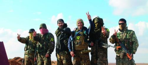 Anarchici vs Isis | Rolling Stone Italia - rollingstone.it