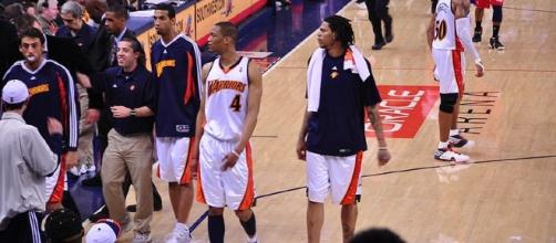 Anthony Randolph (#4) with the Golden State Warriors (c) https://www.flickr.com/photos/88774309@N00