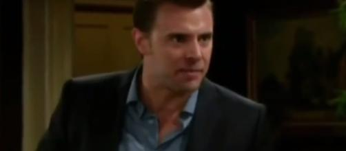 Billy Miller MIA on General Hospital. Image via CBS/YouTube