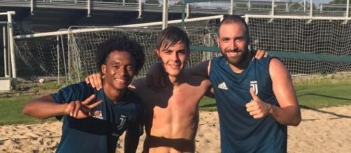 Cuadrado lascerà la Juventus a gennaio?