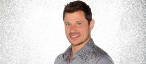 Dancing With the Stars celeb dancer Nick Lachey - Image via Disney ABC Press