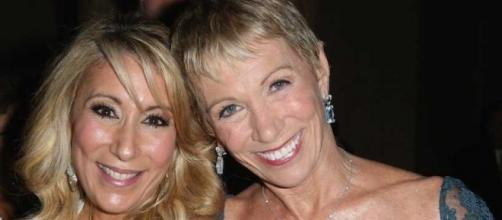 "DWTS Barbara Corcoran gives ""Shark Tank"" type weight loss secrets. Source Youtube ABC"