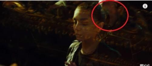 Gomorra 3: il fotogramma riflette Salvatore Conte?