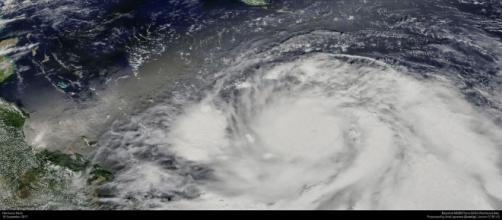 Hurricane Maria would be the third major hurricane to strike U.S. territory in 2017. -- Antti Lipponen via Flickr