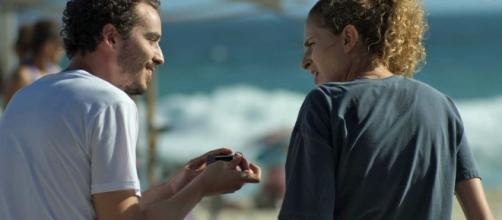 Ivan (Carol Duarte) entrará em um embate sobre sua gravidez e sexualidade