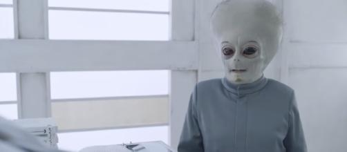 "Jeff the Grey in ""People of Earth"" season 2 episodes. - Image Credit: JoBlo TV Show Trailers / YouTube"
