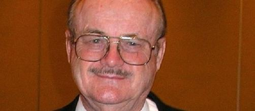 Jerry Pournelle (Flash Sheridan wikimedia commons)