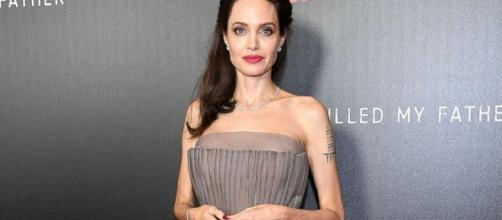 Jolie has a strong relationship with the country. (ABC News \ YouTube)