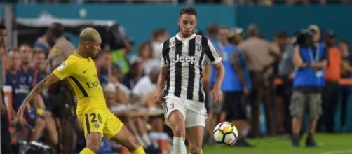 Juventus, De Sciglio out: ecco come sta l'ex Milan
