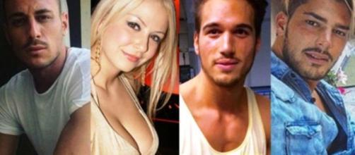 Mattia Marciano e Sabrina Ghio: flirt tra i tronisti