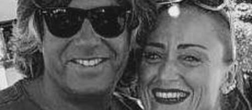 Michele D'Ambra e Astrid Ceserani