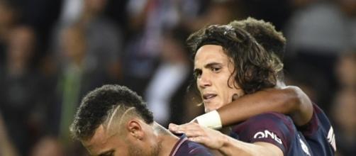 Neymar a esquivé Cavani pendant tout le match contre l'OL - bfmtv.com
