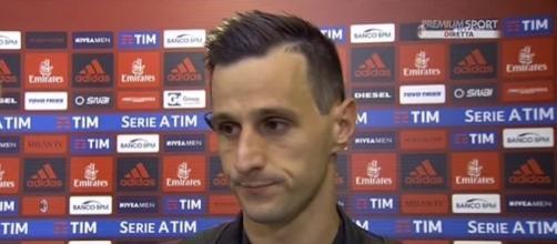 Nikola Kalinić, attaccante del Milan
