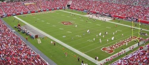 Raymond James Stadium (Wikimedia Commons/Bernard Gagnon)
