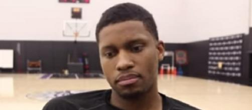 Rudy Gay averaged 18.7 points and 6.3 rebounds per game last season for the Kings -- Thru The Lens via YouTube