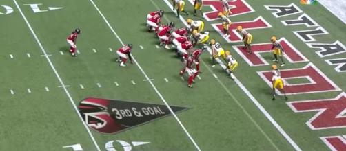 The Falcons looked like a contender against the Packers https://youtu.be/MFt9H7-UFFI NFL