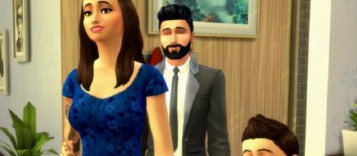The Sims 4/ Ansett4Sims/ YouTube Screenshot