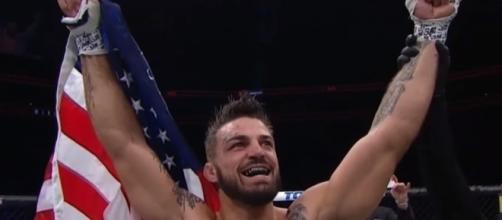 UFC welterweight Mike Perry is looking for big fights -- UFC - Ultimate Fighting Championship via YouTube