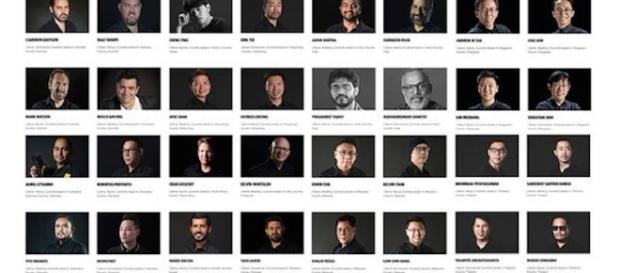 I 32 fotografi scelti da Nikon