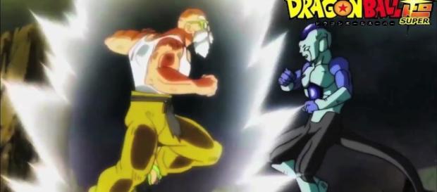 Master Roshi, Frost in 'Dragon Ball Super' - Image via YouTube/Score PN