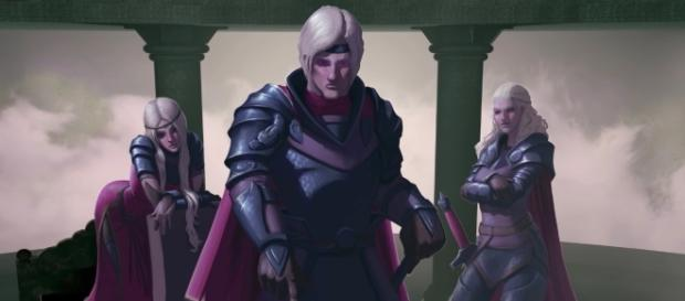 The Game of Thrones animated miniseries will only be available on limited stocks. source: Game of Thrones/youtube