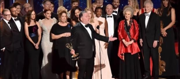 The Handmaid's Tale, Emmy 2017, Outstanding Drama Series- (YouTube/Clevver News)