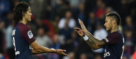 Cavani et Neymar, aucun problème, assure l'Uruguayen ! - leparisien.fr