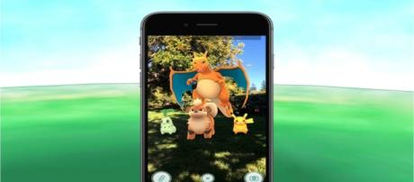 Niantic may include audio in its future AR titles. (Via YouTube/Pokémon Go trainer)