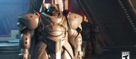 The game released a new update after its downtime. Photo screengrab via destinygame/YouTube