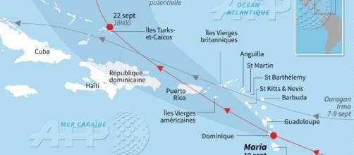 Après la Martinique, la Guadeloupe attend Maria dans l'angoisse ... - liberation.fr