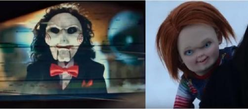 'Cult of Chucky,' 'Jigsaw' and 'Leatherface' are coming in cinemas this October - Image via Zero Media, YouTube