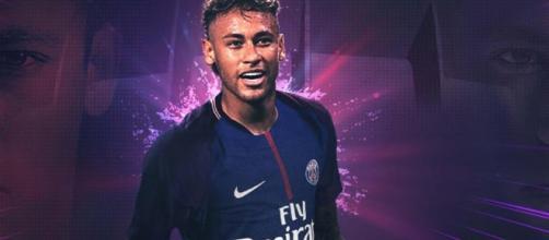 El PSG hace oficial el fichaje de Neymar - mundodeportivo.com