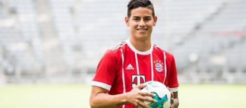 Este será el Salario de James Rodríguez en el Bayern Múnich ... - publimetro.co