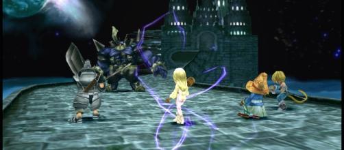 Final Fantasy IX - Taken by Myself