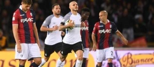 Inter, stop con il Bologna, 1-1