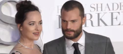 Jamie Dornan is reportedly at war with Dakota Johnson. - Image Credit: ZTimages/YouTube