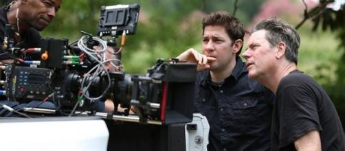 John Krasinski will play the title role in Amazon's 'Jack Ryan' series. ~ Facebook/JohnKrasinski