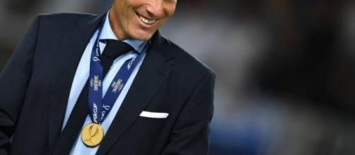 Le PSG n'a peur de rien en approchant Zidane (AFP - JIJI)