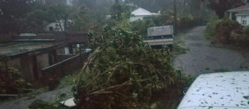 L'ouragan Maria a ravagée la Dominique