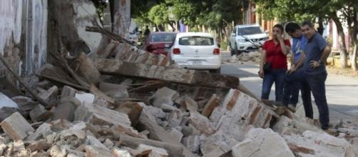 Causas del terremoto en México