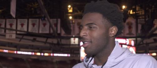 Mitchell Robinson decided to forgo college hoops (via YouTube - DraftExpress)