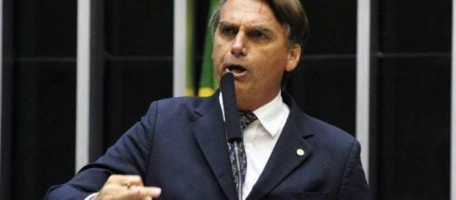 O pré-candidato Jair Bolsonaro.