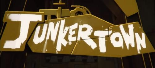 'Overwatch' new Escort map Junkertown and Mercy's new update goes live today - YouTube/Overwatch EU