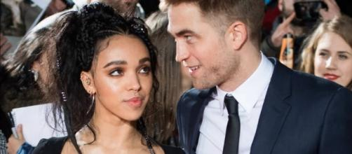 Robert Pattinson and FKA Twigs' relationship is reportedly over. Photo by TV Show/YouTube Screenshot