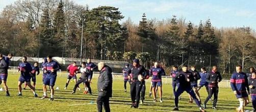 Rugby. Top 14 : tout n'est pas rose au Stade Français - Le Parisien - leparisien.fr