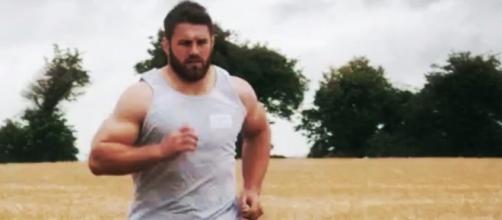 Sean O'Brien, le troisième-ligne aile irlandais/ Rugby LAD
