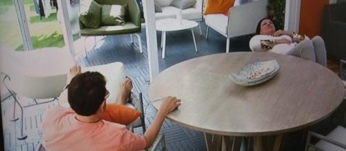 Serena Grandi si racconta con Cristiano Malgioglio a GF Vip