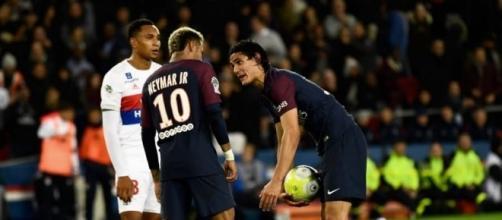 Sports | PSG : Neymar-Cavani, la possibilité d'une guerre d'ego? - ledauphine.com